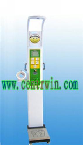 身高体重测量仪/身高体重秤(语音 显示) 型号:ZKYHW-600