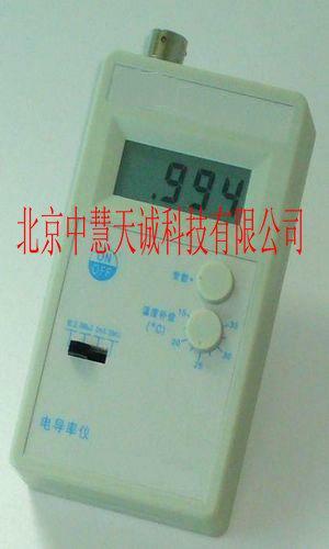 便携式数显电导率仪 型号:SKY/DDP-200