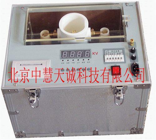 绝缘油介电强度测试仪 型号:SHJ/ZIJJ-II