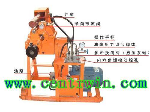 液压钻机/液压探水钻/煤矿用坑道钻 150米(整套) 型号:DYXG/ZDK-480