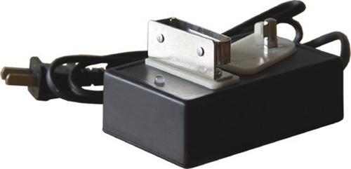 矿灯专用充电器,采用abs工程塑料外壳