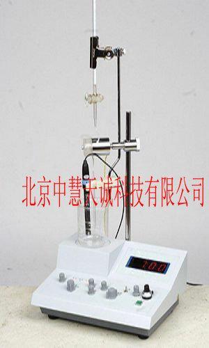 数显台式滴定仪 型号:ZH2366