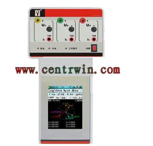 可在不断开被测电路的情况下同时测量1-3路交流电压