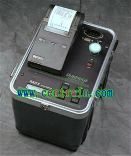 连续测氡仪 美国 型号:ZH2908