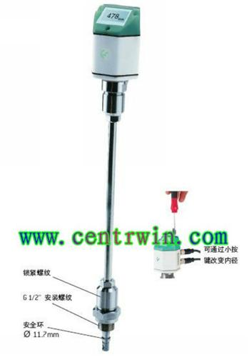 流量与消耗量传感器 德国 型号:ZH2368