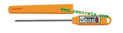 防水中心温度计/电子温度计/食物温度计(防水性) 型号:ZH2525